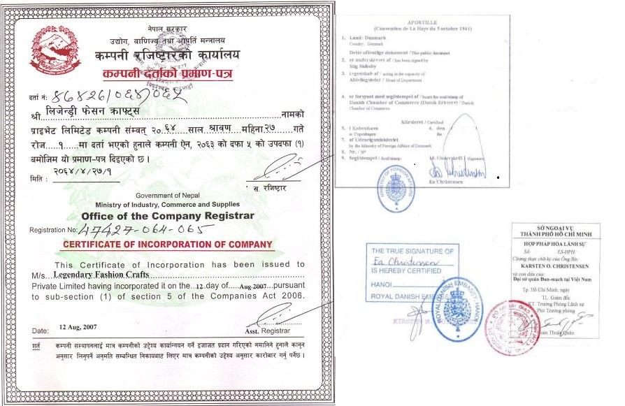 how to get passport certified